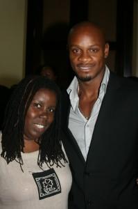 Me and Asafa