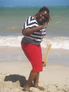 beach cricket anyone