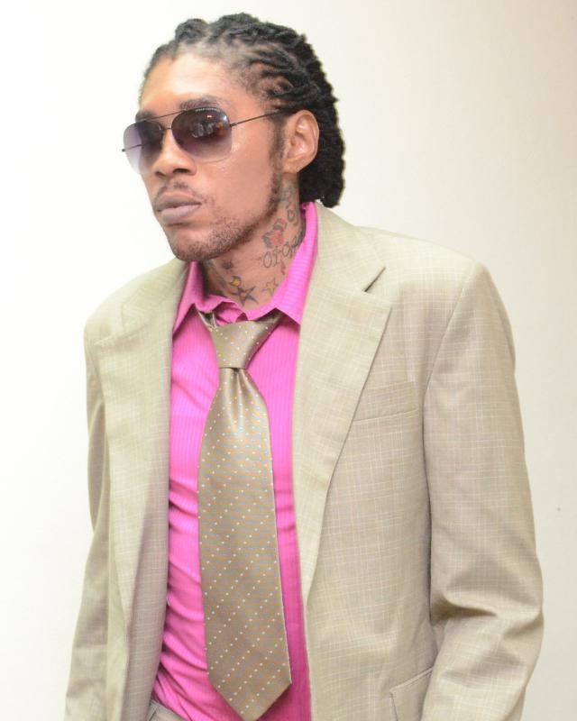dancehall artist Vybz Kartel