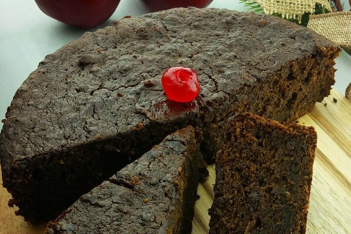 As Nutty Of A Jamaican Fruit Cake